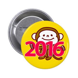 2016 Monkey button
