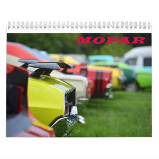2016 Mopar Muscle Calendar