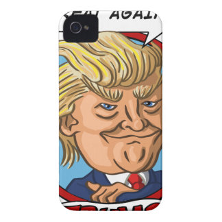 2016 Presidential Election iPhone 4 Case-Mate Cases