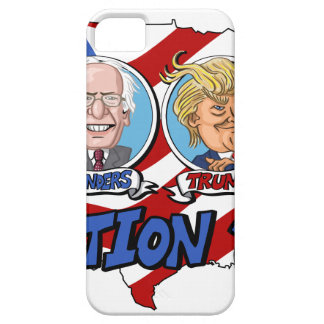 2016 Presidential Election iPhone 5 Cover