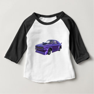 2016 Purple Muscle Car Baby T-Shirt