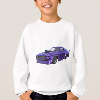 2016 Purple Muscle Car Sweatshirt