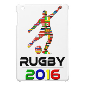 2016 Rugby iPad Mini Cases