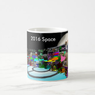 2016 Space Coffee Mug