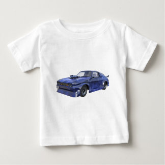 2016 Star Blue Muscle Car Baby T-Shirt