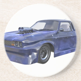 2016 Star Blue Muscle Car Coaster
