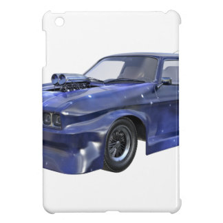 2016 Star Blue Muscle Car iPad Mini Case