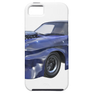 2016 Star Blue Muscle Car iPhone 5 Cover