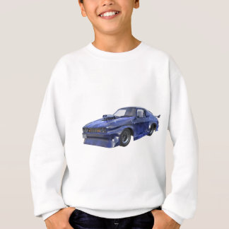2016 Star Blue Muscle Car Sweatshirt