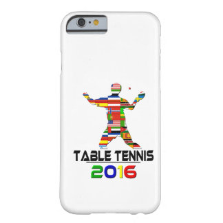 2016: Table Tennis Barely There iPhone 6 Case
