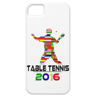 2016: Table Tennis Case For The iPhone 5