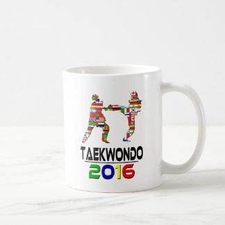 2016:Taekwondo Coffee Mug