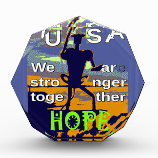 2016 US election Hillary Clinton hope Stronger Tog