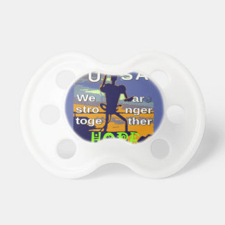 2016 US election Hillary Clinton hope Stronger Tog Pacifier