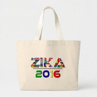 2016 ZIKA LARGE TOTE BAG