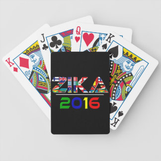 2016 ZIKA POKER DECK