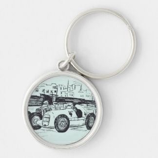_20170117_233333.JPG Silver-Colored ROUND KEYCHAIN