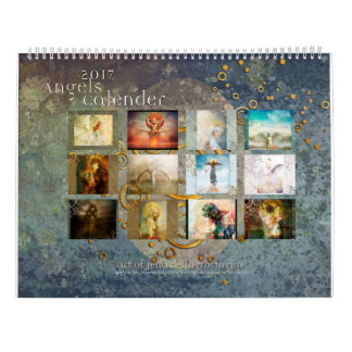 2017 Angels Calendar