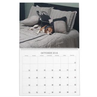 2017 Beagle Calendar