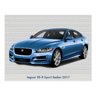 2017 Car image for postcard