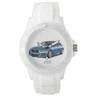 2017 Car image for Sporty White Silicon Watch