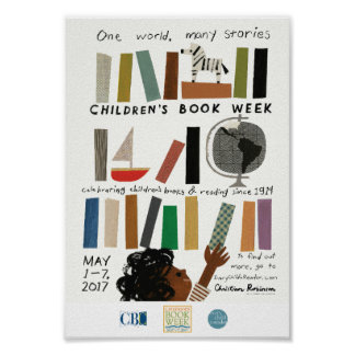 2017 Children's Book Week Poster