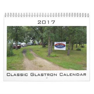 2017 Classic Glastron Calendar