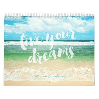 2017 coastal calendar