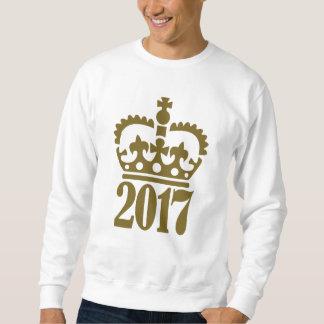 2017 crown sweatshirt