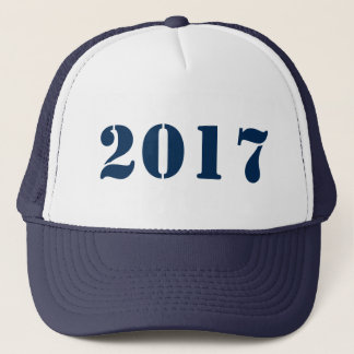 2017 Customize with a logo, design, or text Trucker Hat