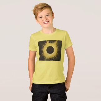 2017 Eclipse kids' t-shirt