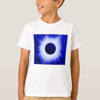 2017 Eclipse Kids' t-shirt, Neon Series (Blue) T-Shirt