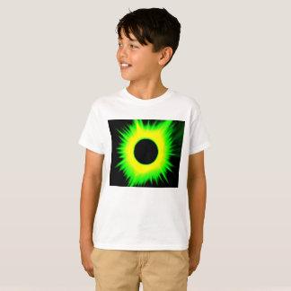 2017 Eclipse Kids' t-shirt, Neon Series (Green) T-Shirt