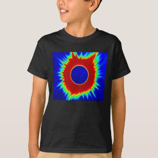 2017 Eclipse Kids' t-shirt, Neon Series (Red) T-Shirt