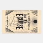 2017 Eclipse Showprint-Style Sticker
