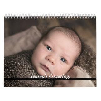 2017 family calendar personalized photos