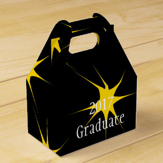 2017 Graduate Favor Favor Box