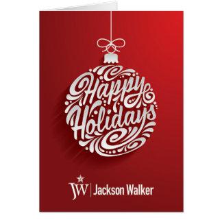 2017 Happy Holidays Card