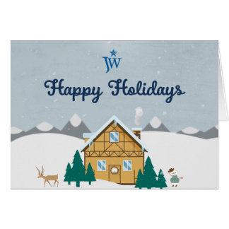 2017 Holiday Wishes Card