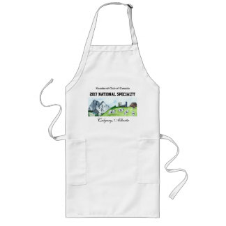 2017 KCC National Specialty Grooming Apron