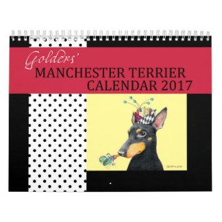 2017 Manchester Terrier Calendar