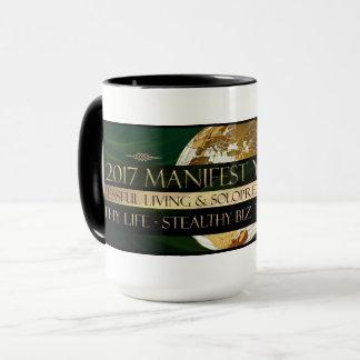 2017 Manifesting Your Life(TM) Mug