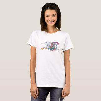 2017 Mink Mode Hippicorn Ladies T-shirt