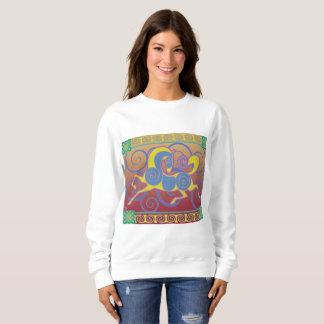 2017 Mink Mode Horse Norse Sweatshirt 3