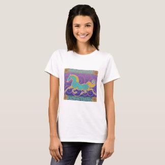 2017 Mink Mode Horse Norse T-shirt 2