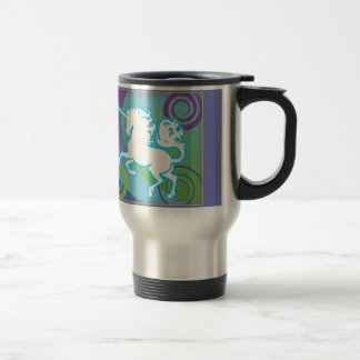 2017 Mink Mug Magical Unicorn Travel Mug