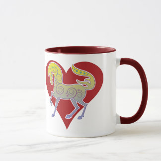 2017 Mink Mug Runequine Heart 11oz