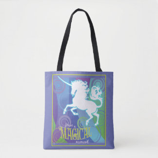 2017 Mink Tote Magical Unicorn Tote Bag