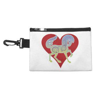 2017 Mink Tote Runequine Heart accessory bag