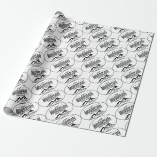 2017 Morrison Reunion Items - LIGHT background Wrapping Paper